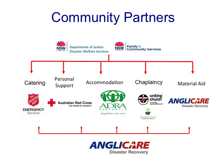 Community Partner Diagram